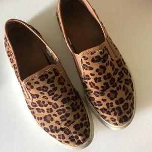 Cheetah Print Slide on Sneakers